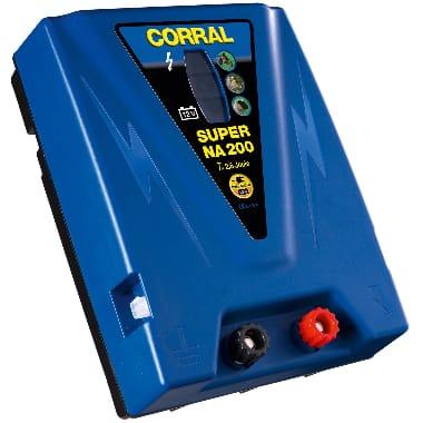 Elektriskais gans NA200, Corral