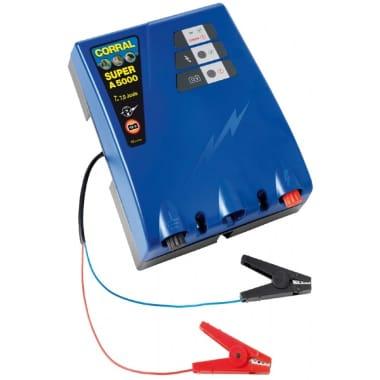 Elektriskais gans Corral Super A5000, Kerbl