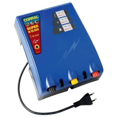 Elektriskais gans N15000, Corral