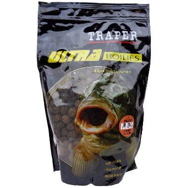 Papildbarība zivīm paltuss, boilas MIX Traper, 500 g