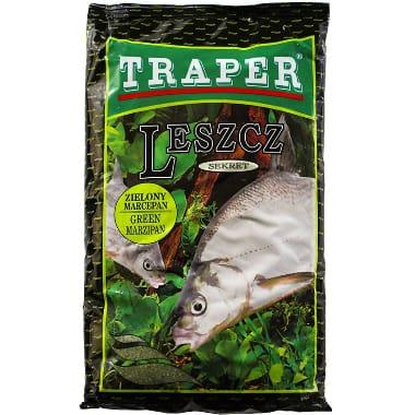 Papildbarība brekšiem Sekret marcipāna Traper, 1 kg