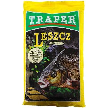 Papildbarība brekšiem Sekret kukurūza Traper, 1 kg