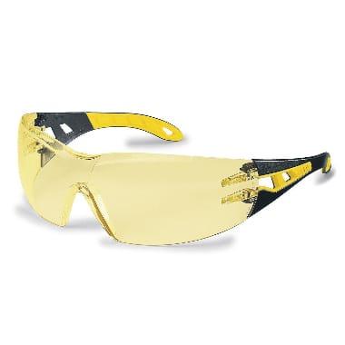 Aizsargbrilles dzeltenas Pheos, Uvex