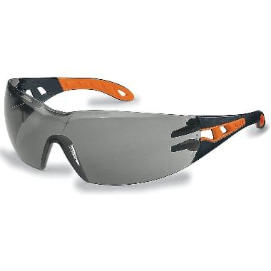 Aizsargbrilles melnas Pheos, Uvex