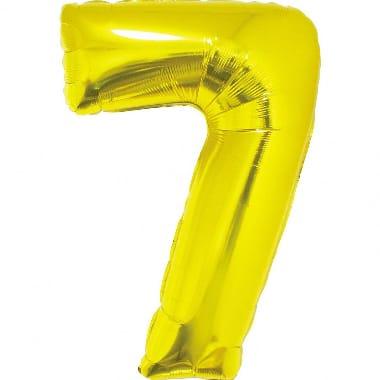 "Folija balons ""7"", Godan"