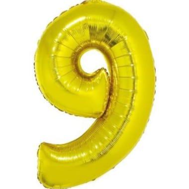 "Folija balons ""9"", Godan"