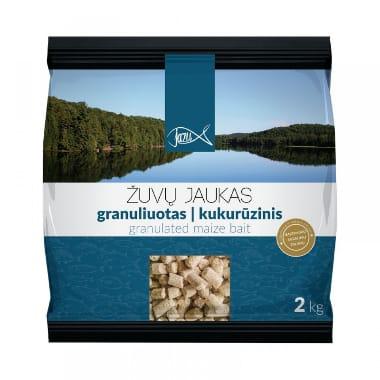 Zivju ēsma granulēta Jazu, 2 kg