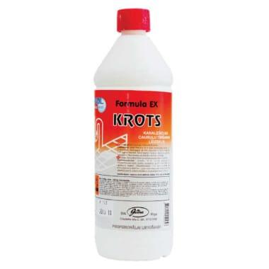 Kanalizācijas tīrīšanas līdzeklis Ewol, 1 L