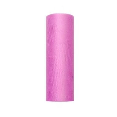 Tills rozā PartyDeco, 15 cm