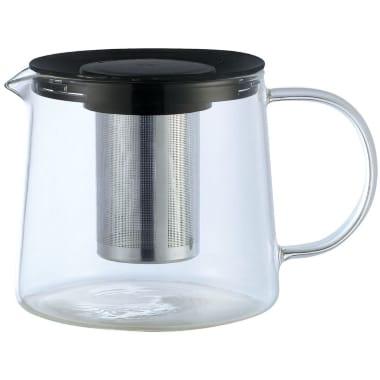 Stikla tējas kanniņa KH-4844 KingHoff, 1 L