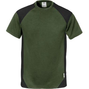 T-krekls zaļš 7046, Fristads
