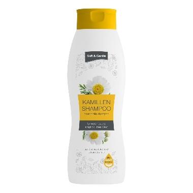 Šampūns ar kumelītēm Soft & Gentle, 1 L