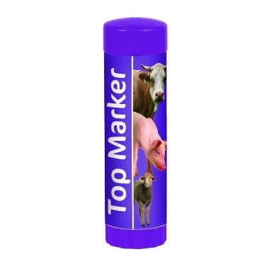 Marķieris violeta TopMarker, 60 ml