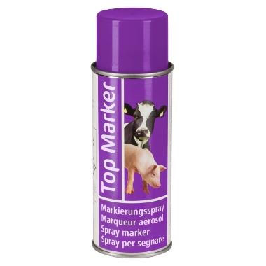 Marķējamā krāsa violeta TopMarker, 500 ml