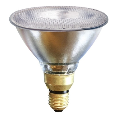 Infrasarkanā lampa PAR38 175W caurspīdīga, Kerbl