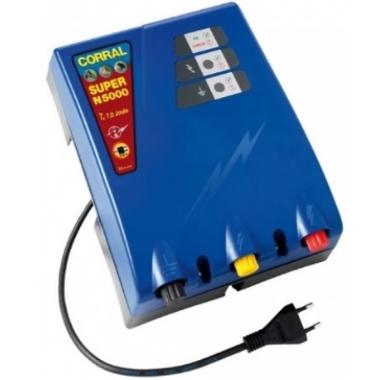 Elektriskais gans Super N5000, Corral
