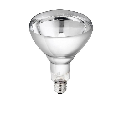 Sildlampa 150W balta, Philips