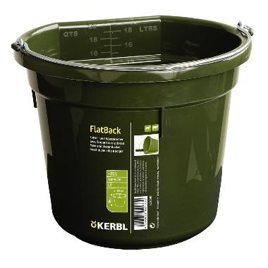 Spainis Extra zaļš Kerbl, 17,5 L