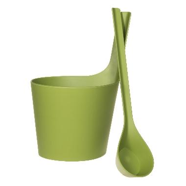 Pirts spainītis+kausiņš zaļš, Rento