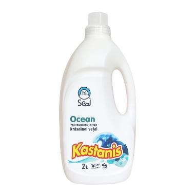 Veļas mazgāšanas līdzeklis Ocean Kastanis, 2 L