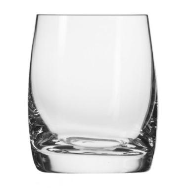 Viskija glāzes Krosno, 6 gab., 250 ml