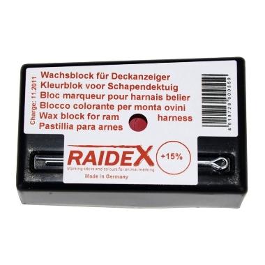Krīts auniem marķēšanai sarkans, Raidex