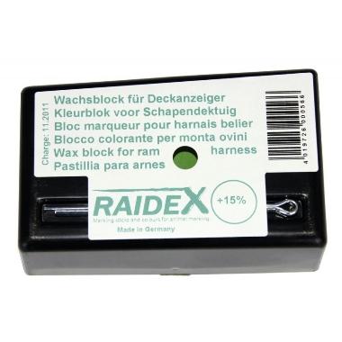 Krīts auniem marķēšanai zaļš, Raidex