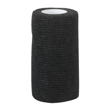 Elastīgā saite melna,10 cm