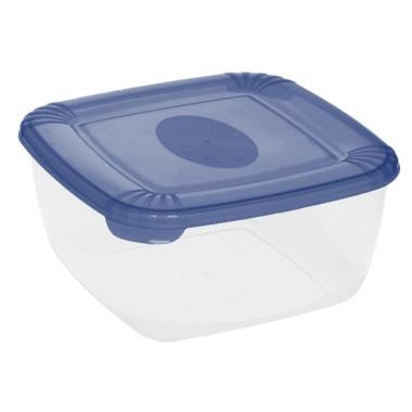 Uzglabāšanas trauks zila Polar, Plast team, 0,9 L