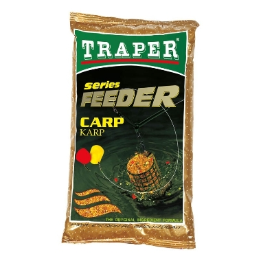 Papildbarība zivīm Feeder Turbo Traper, 1 kg