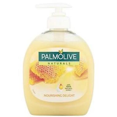 Šķidrās ziepes Palmolive, medus, 300 ml