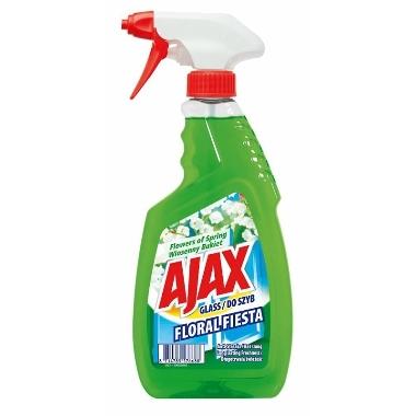 Stiklu tīrīšanas līdzeklis Ajax Flora Fiesta, 500 ml