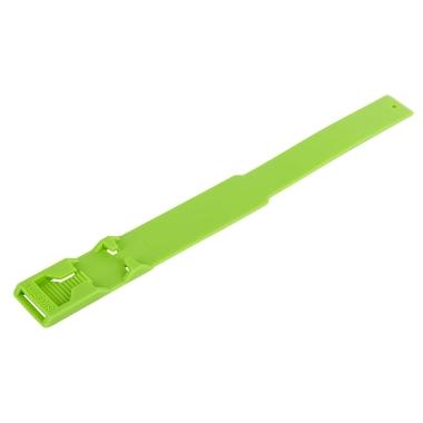 Marķējamā siksna potītei zaļa, Kerbl