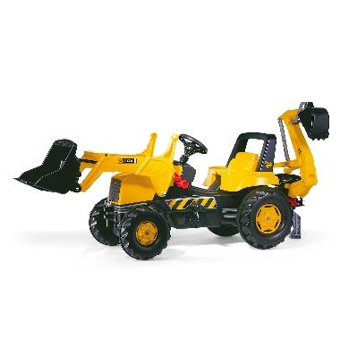 Ekskavators JCB junior, Rolly Toys