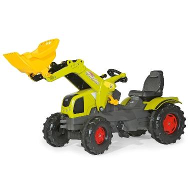 Rotaļu traktors Claas Axos 340, Rolly Toys