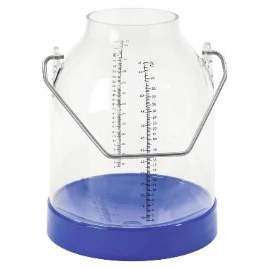 Slaukšanas kanna zila, 143 mm