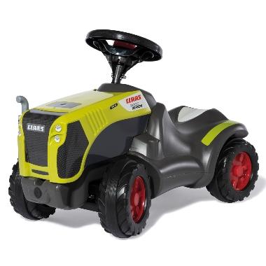 Skrejtraktors Minitrac Claas Xerion, Rolly Toys