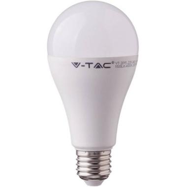 Spuldze LED V-TAC A65, E27, 17W, 1521lm, 66x134mm