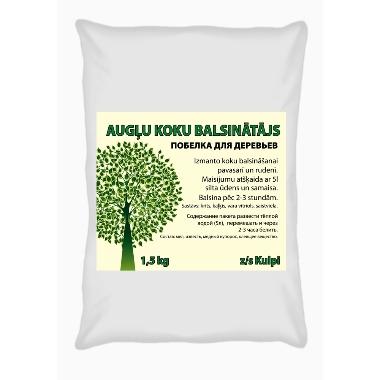 Augļu koku balsinātājs, 1,5 kg