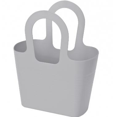 Plastmasas grozs Lizzy pelēks Elho, 1 L