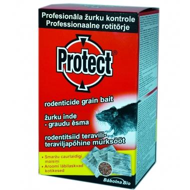 Žurku un peļu inde Protect, 150 g