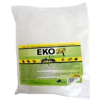Pulveris pret rāpojošiem kukaiņiem EKOzip, 200 g