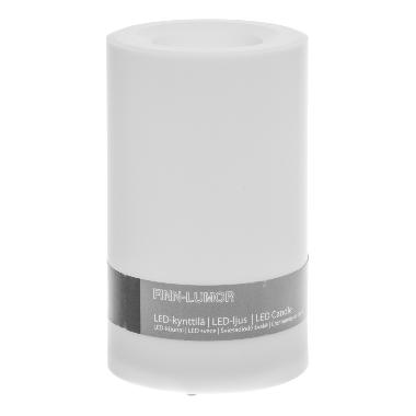 LED svece Finnlumor, 7,5 x 12,5 cm