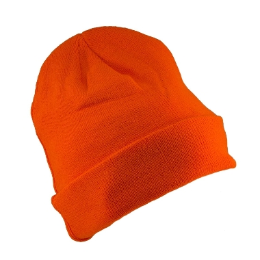 Ziemas cepure URG-502 oranža, Urgent