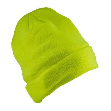 Ziemas cepure URG-502 dzeltena, Urgent