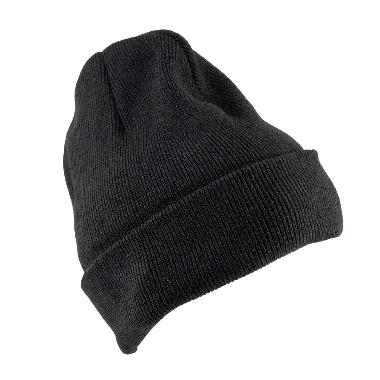 Ziemas cepure URG-504 melna, Urgent