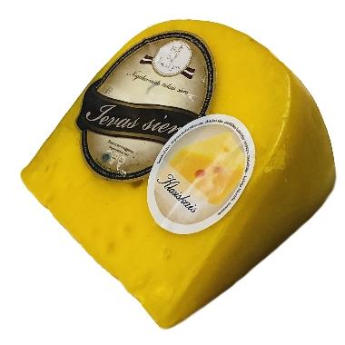 Ievas siers vaskā, klasiskais, 250 g
