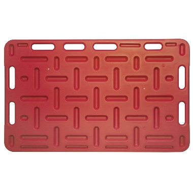 Vārti cūku pārdzīšanai sarkani Kerbl, 120 x 76 cm