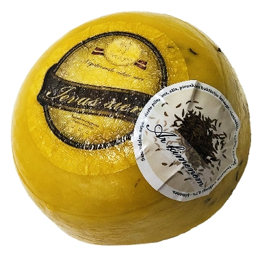 Ievas siers ar ķimenēm, 1 kg