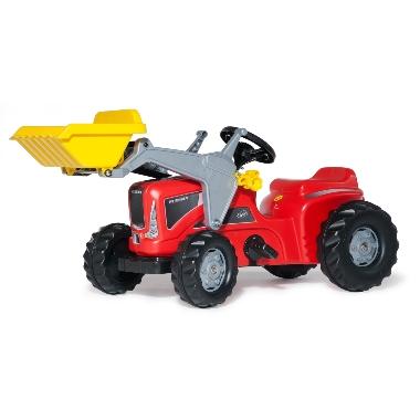 Rotaļu traktors sarkans, Futura Trac